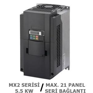 Omron Solar Pompa Sürücü 5.5 kW - Mx2 Serisi